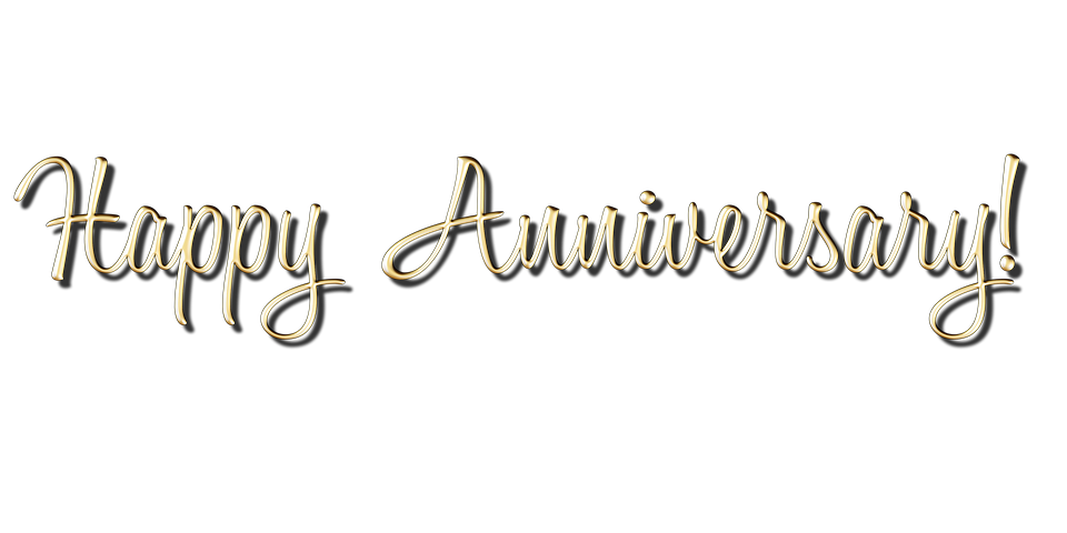 Happy 5yr anniversary