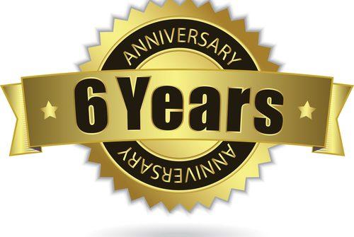 Happy 6yr anniversary